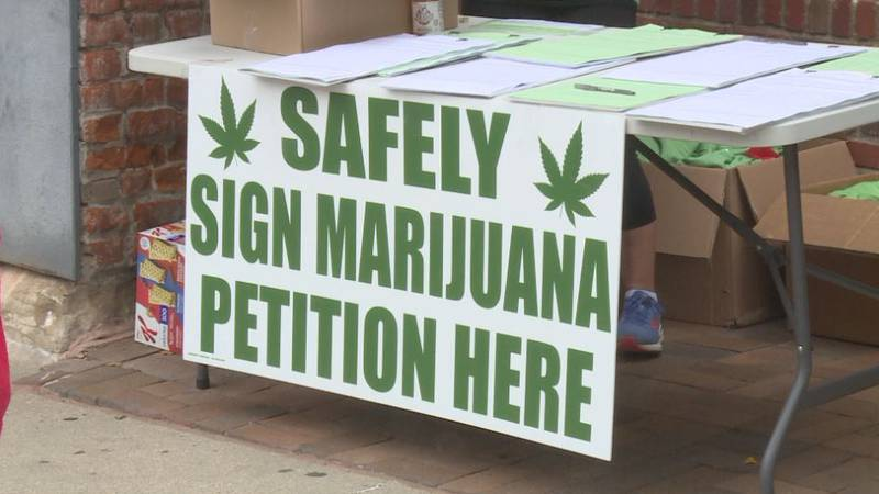 Nebraskans for Medical Marijuana will need to collect 87,000 signatures on each petition by...