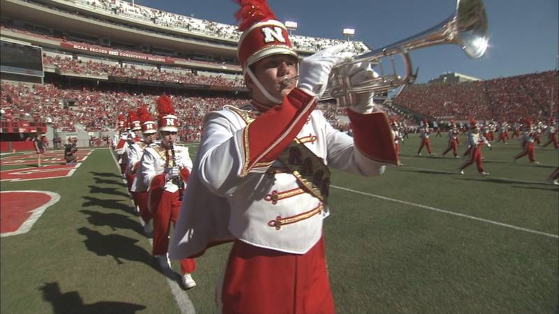 Lincoln tailors suit up the Nebraska band for 50 years