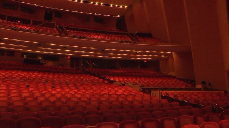 The Lied Center for Performing Arts