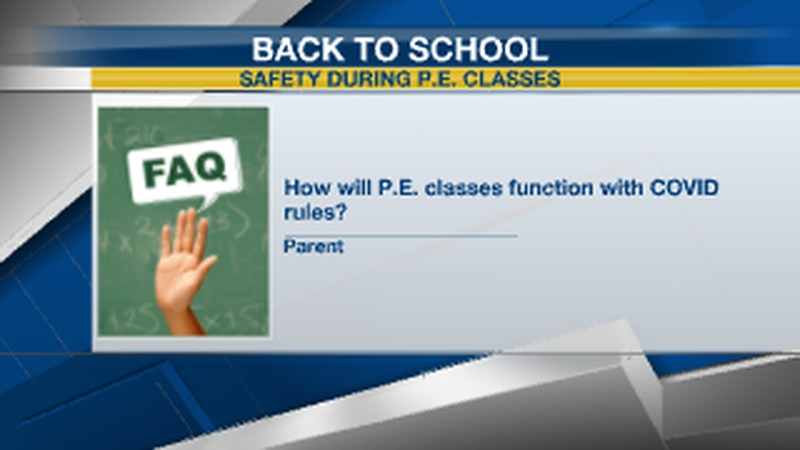 We know families have many questions about going back to school during the coronavirus pandemic.