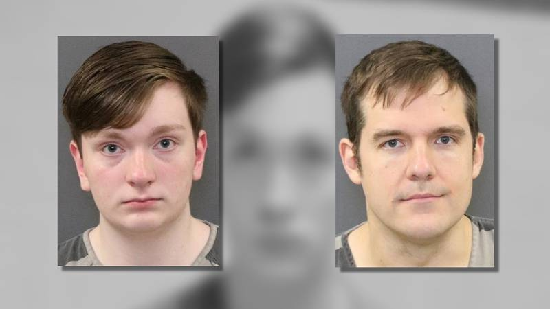 Max Rookstool and Brian Mohr were both sentenced Friday for federal child porn convictions.