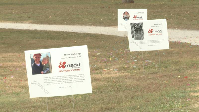 Funds raised from MADD go toward fighting for legislation and positive enforcement of...