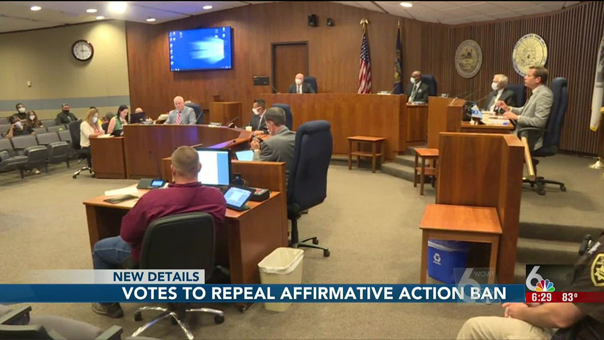A day-long discussion was held Tuesday with the Douglas County Board and Omaha City Council...