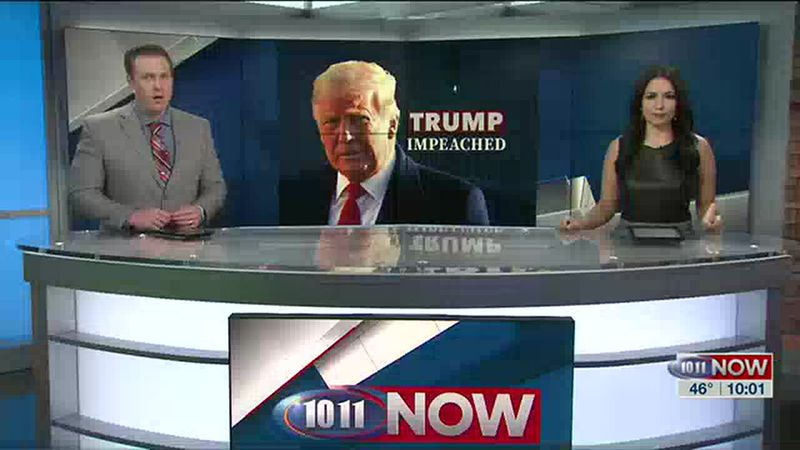 Impeachment vote: What's next?