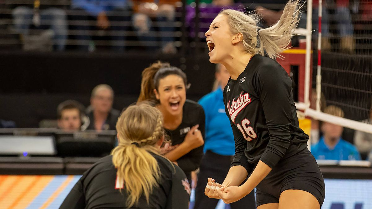 Huskers Announce 2019 Volleyball Schedule