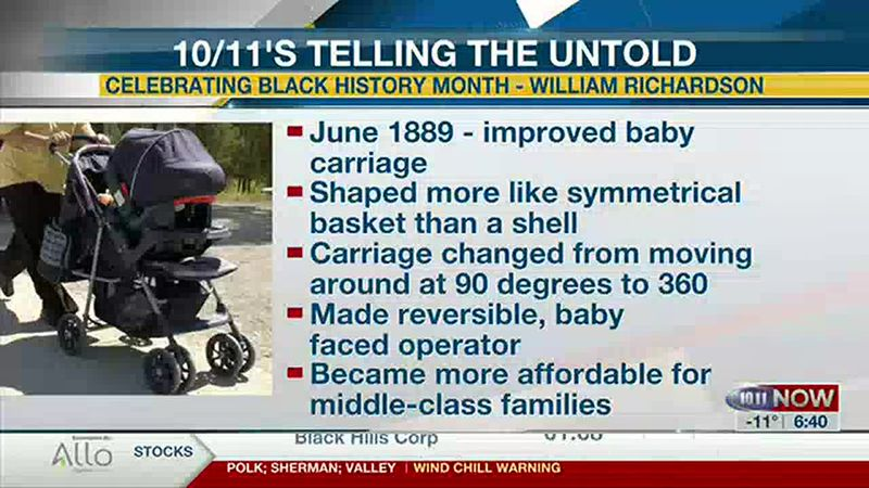 For Black History Month, 10/11 NOW's Kamri Sylve sheds light on achievements Black Americans...