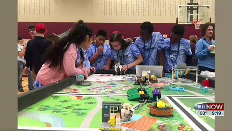 Nebraska 4H is a participating sponsor of FIRST Lego League.  We find out how students can sign...