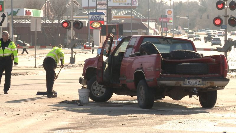 Lincoln Police responded to a two-car crash on Highway 2 and 48th Street at around 1:30 p.m. on...