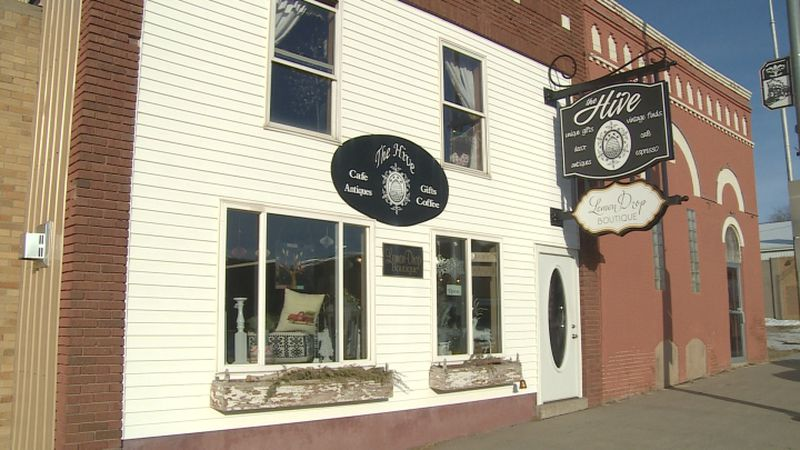 A home decor store and a clothing business are both attracting visitors from across northeast...
