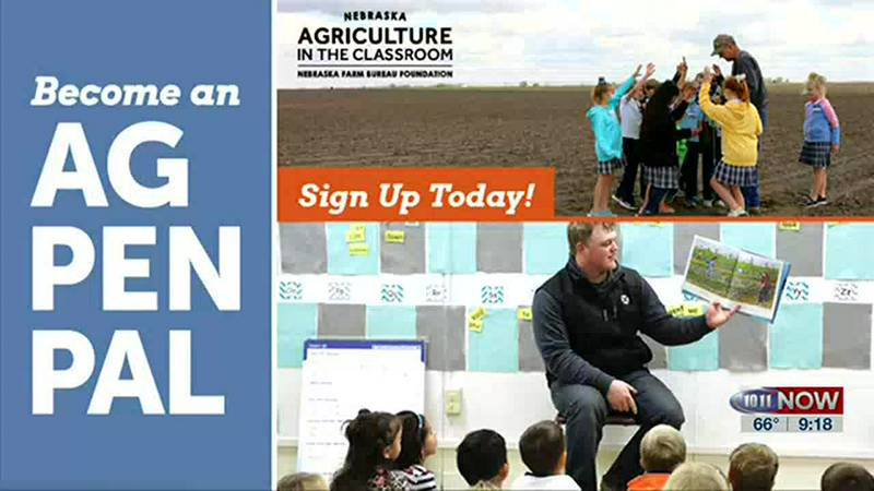 """We learn how you can become an """"Ag Pen Pal"""" in this interview."""