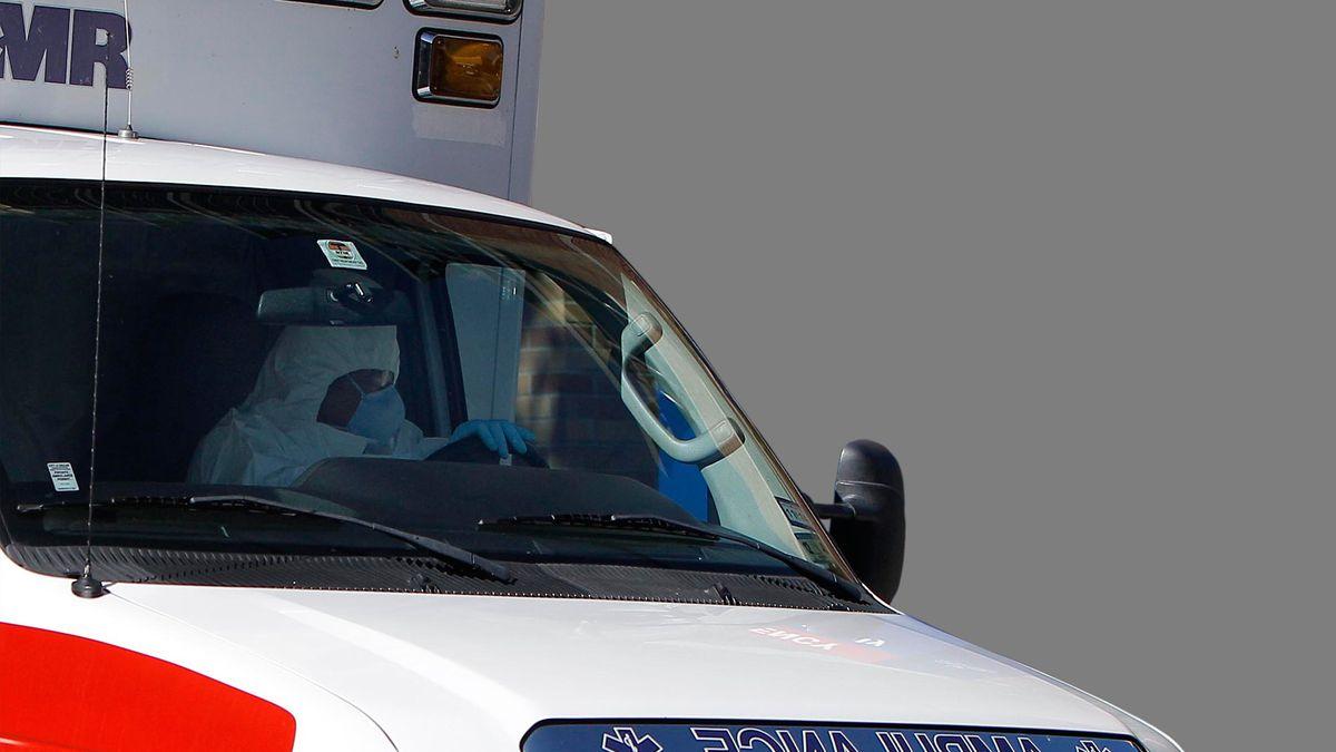 ap images, ambulance generic