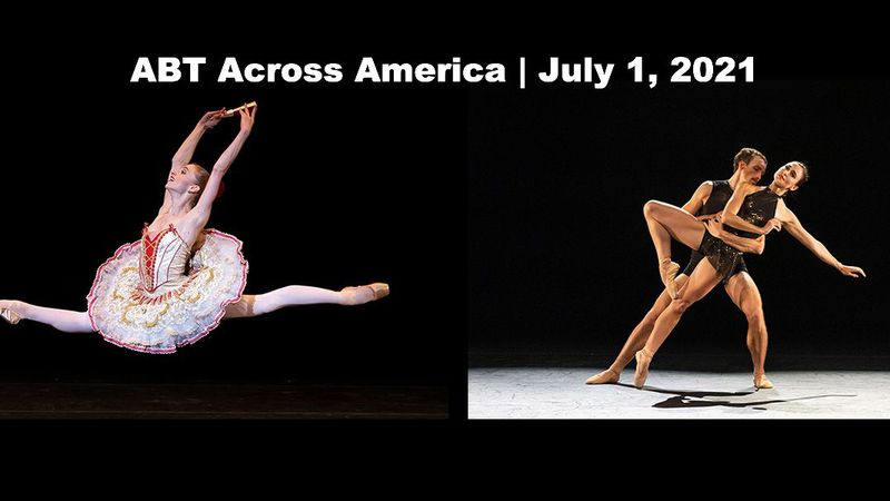 A historic performance from the American Ballet Theatre will launch their tour on July 1 in...