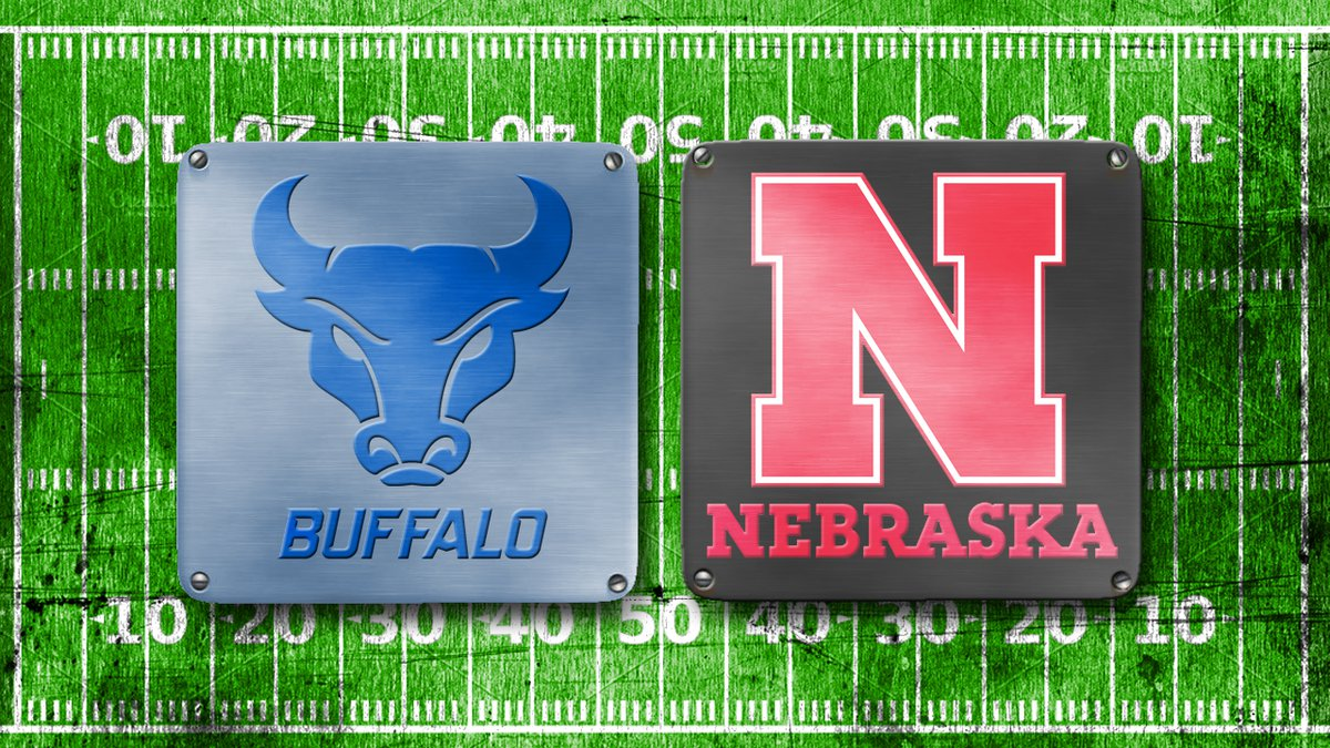 Nebraska stays at home for a second consecutive week when the Huskers welcome the Buffalo Bulls...