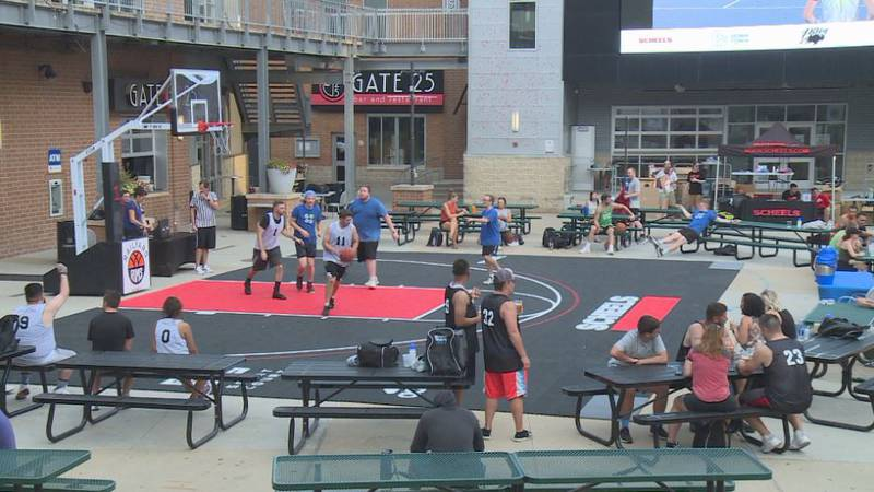 The sporting goods retail store Scheels is sponsoring this annual event, but it's way more than...