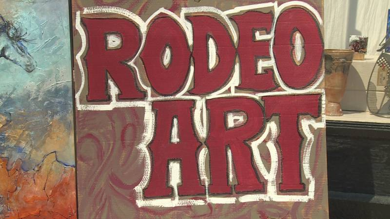 The National High School Finals Rodeo,  and the many county fairs taking place, has inspired...
