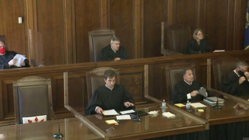 Thursday Nebraska's Supreme Court heart arguments after a lawsuit was filed challenging if the...
