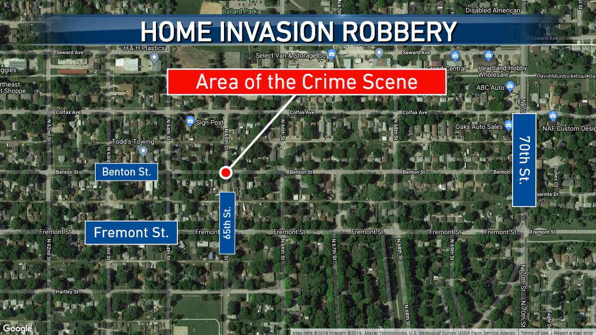 Lincoln Police are investigating a home invasion robbery in the Havelock area. The call came in just before 2:30 a.m. from a home near 65th & Benton.