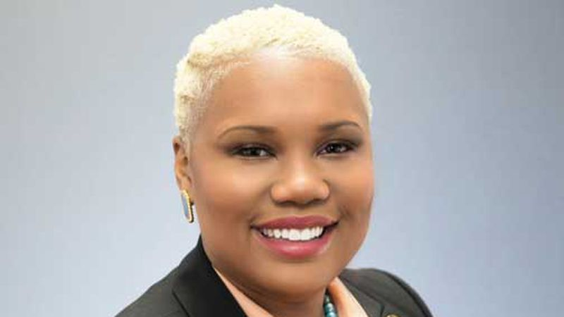 Rep. Erica Thomas, a Democrat from Austell, Ga., says she was verbally attacked in a...