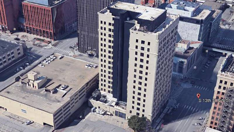 This downtown Lincoln building could get a multi-million dollar renovation. The Lincoln City...