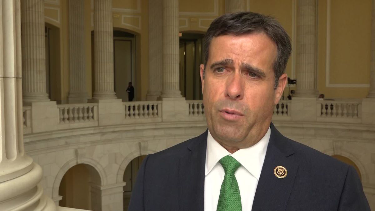 Congressman Ratcliffe (R-TX) says the Department of Justice needs to answer questions about the Clinton Foundation for the American people.