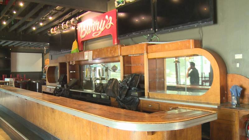 Barry's Bar and Grill. Photo taken August 11, 2021.